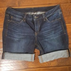 JCP jean shorts size 31 / 12 - great condition